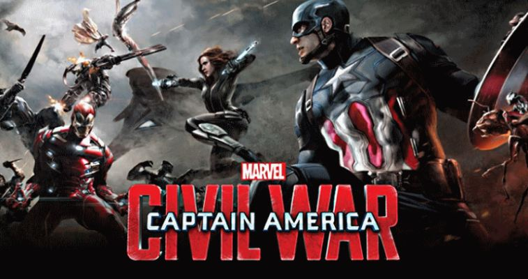 Captain America Civil War highest grossing movie