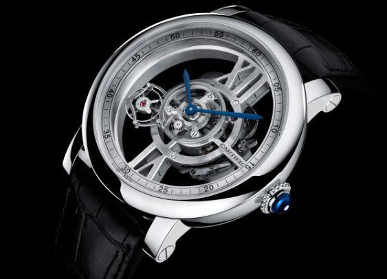 Cartier Rotonde de Cartier Astrotourbillon, Most popular Men's Watches 2019