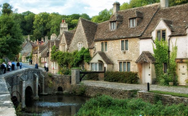 Castle Combe, Wiltshire, Most Beautiful Villages In England 2018