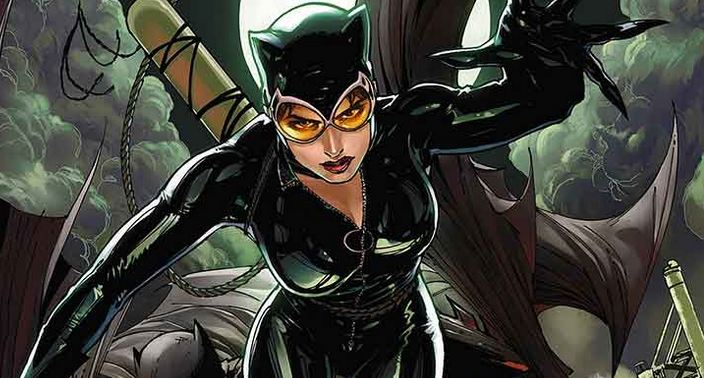 Catwoman, Most Popular Hottest Female DC Comics Characters 2016