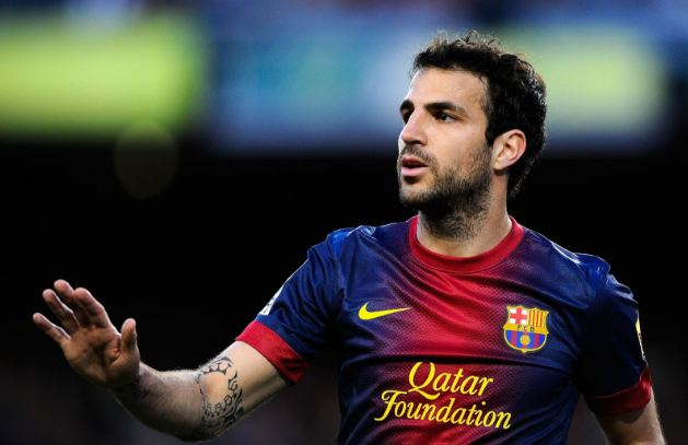 Cesc Fabregas Top 10 most handsome soccer players in the world 2017