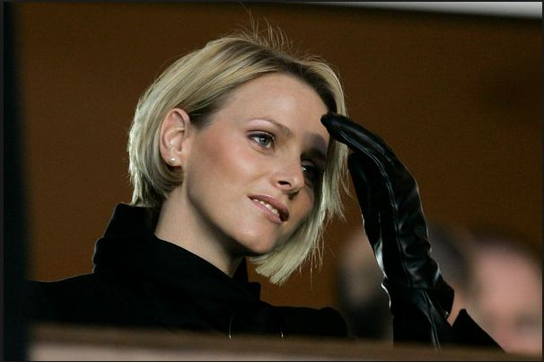 Charlene Lynette Wittstock the Princess of Monaco