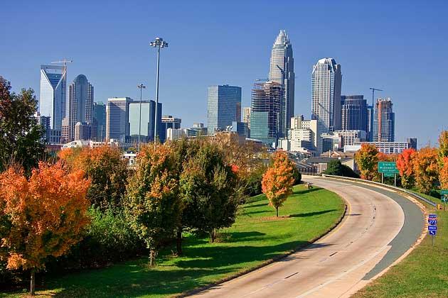Charlotte, North Carolina, World's Most Popular Real Estate Markets 2018