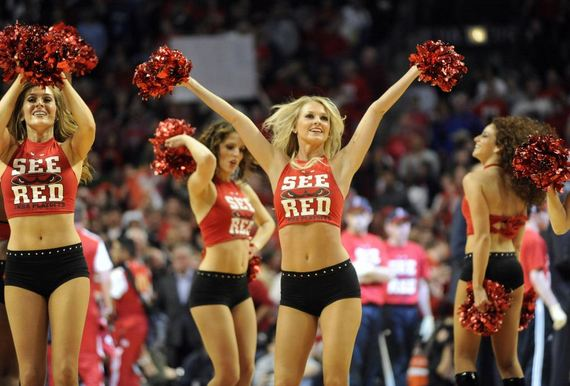 Chicago Luvabulls, Most Popular Hottest NBA Cheerleaders 2018