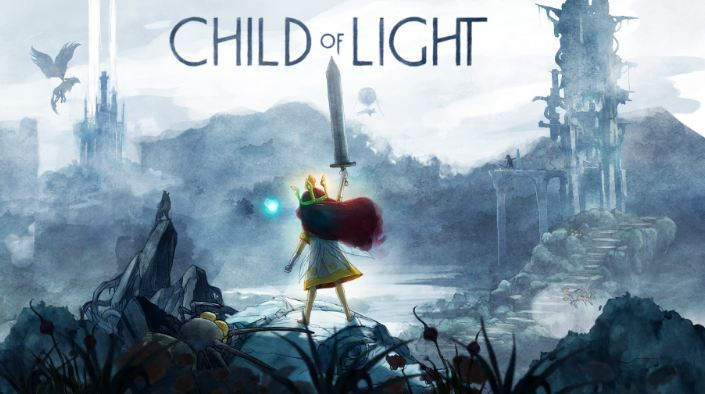 Child of Light Top 10 Best Selling PS4 Games in The World 2017
