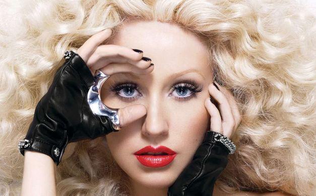 Christina Aguilera, World's Most Attractive Beautiful Blonde Women 2018