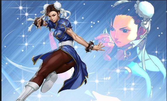 Chun-Li sexiest, Most Popular Hottest Females in Video Games 2017