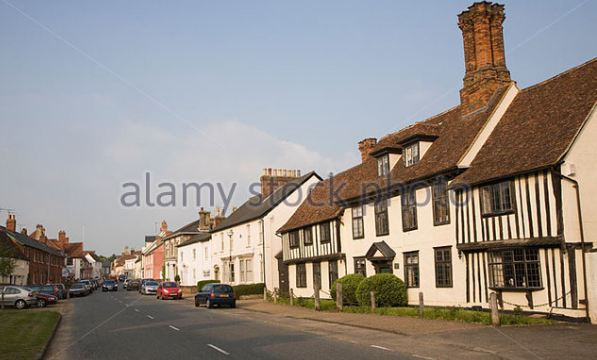 Clare, Suffolk, most Beautiful Villages in England 2018