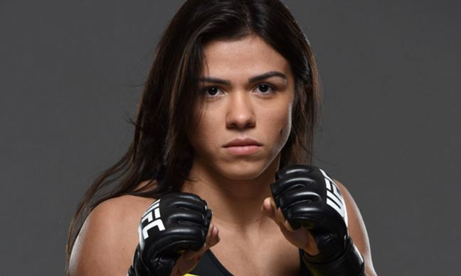 Claudia Gadelha, World's Most Popular Hottest MMA Female Fighters 2016