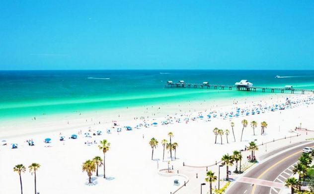 Clearwater Beach, Florida, Most Beautiful Beaches in America 2018