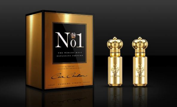 Clive Christian No. 1 Most Popular Expensive Perfumes in The World 2018