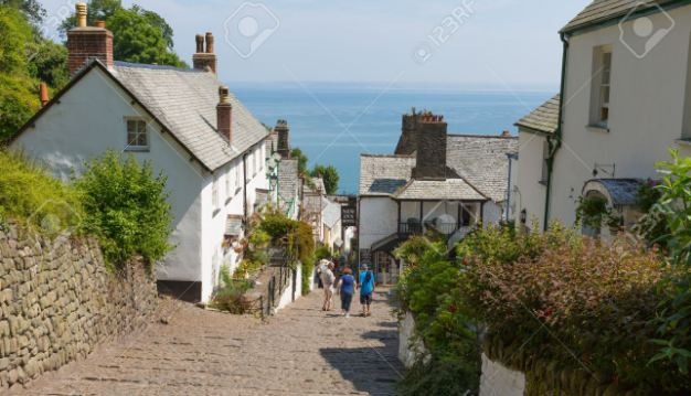Clovelly, Devon Top most popular Beautiful Villages in England 2018