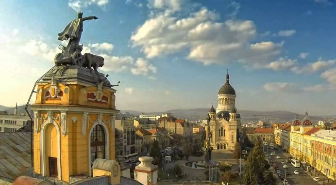Cluj- Napoca- Romania