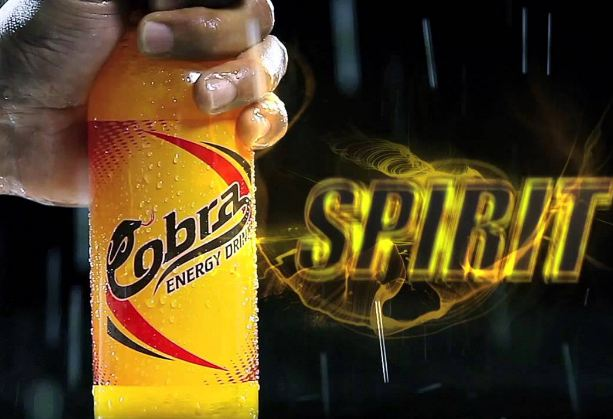 Cobra T best-selling energy drinks of the world in 2018