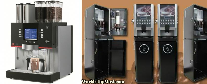 Coffee Machine Business cheapest Franchises 2016-2017