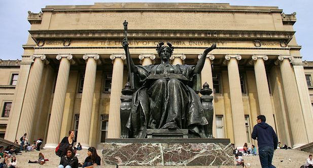 Columbia University Top Most popular Expensive Universities in USA 2018