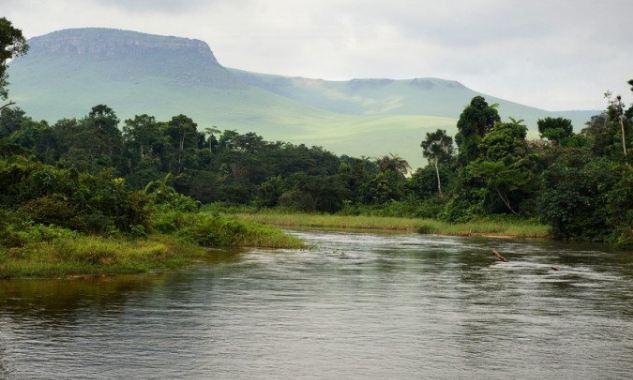 Congo (Zaire) River