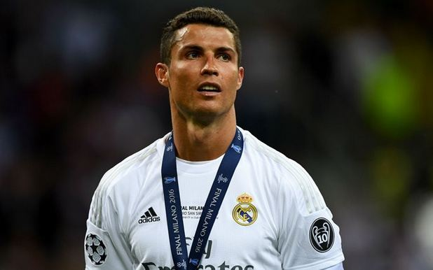 Cristiano Ronaldo,World's Most Popular Hottest Male Athletes 2017