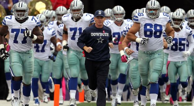 Dallas Cowboys, World's Most Expensive Sports Teams 2017