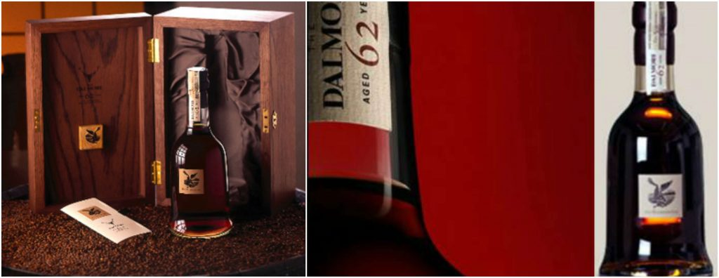 Dalmore 62 Most rare Expensive Liquors in 2016-2017