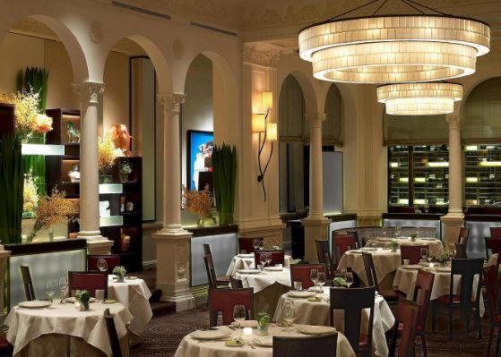 Daniel Top most expensive restaurants in New York City of 2017
