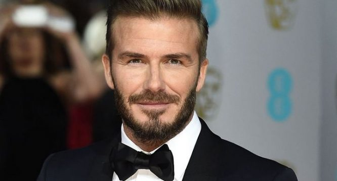 David Beckham, World's Most Popular Sexiest Jewish Guys 2017