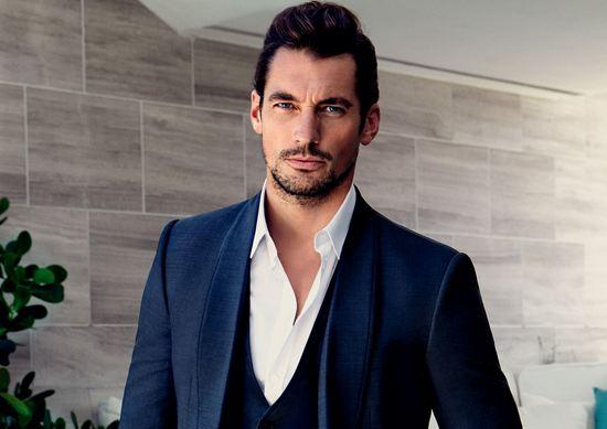 David Gandy, vWorld's Most Popular Hottest Male Models 2017
