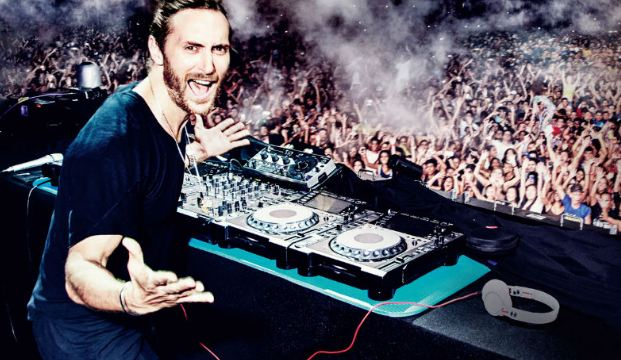 David Guetta, World's Most Popular Hottest DJs 2017