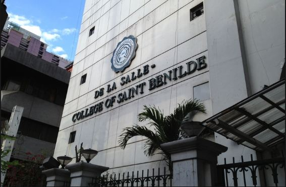 De La Salle College of Saint Benilde- DLSCSB, Most Expensive Universities In Manila 2017