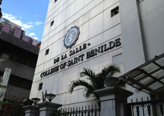 De La Salle College of Saint Benilde, best Universities In The Philippines 2016