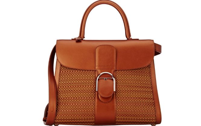Delvaux-Brilliant GM Sellier Satchel Top 10 Most Expensive Purses in the world 2017