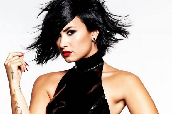 Demi Lovato, World's Most Popular Hottest Pop Singers 2017