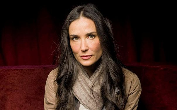 Demi Moore, World's Most Popular Sexiest Older Actresses 2017