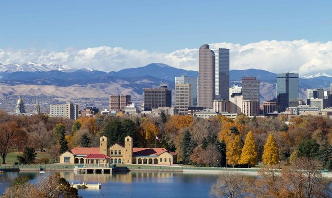 Denver, Colorado, World's Most Popular Real Estate Markets 2017