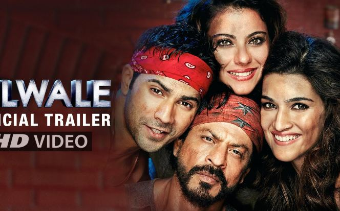 Dilwale, Most Expensive Indian Movies 2017