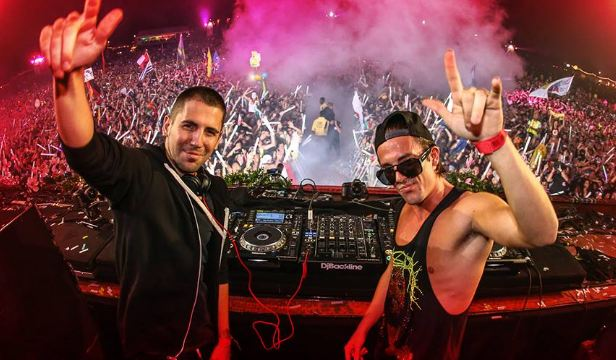 Dimitri Vegas & Like Mike, World's Most Popular Hottest DJs 2019