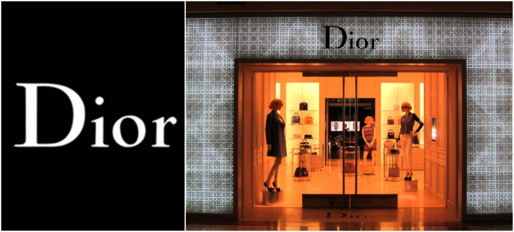 Dior most expensive clothing brands 2016