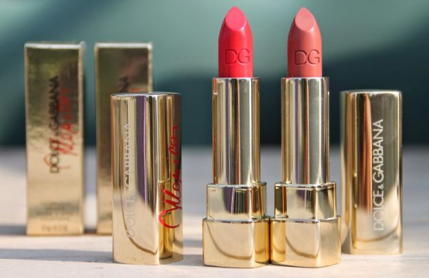 Dolce & Gabbana Monica Voluptuous Lipsticks