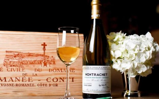 Domaine de la Romanee-Conti Montrachet Grand Cru, World's Most Expensive Wine Brands 2019