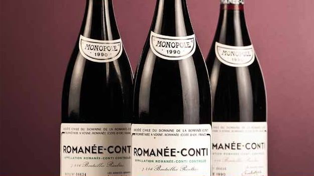 Domaine de la Romanee-Conti Romanee Conti Grand Cru, World's Most Expensive Wine Brands 2017