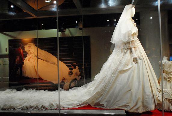 Dress of Princess Diana, World's Most Expensive Dresses 2017