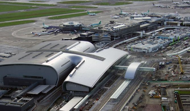 Dublin Airport, Most Expensive Airports 2019