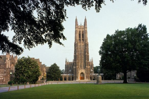 Duke University, Durham, North Carolina, World's Most Beautiful College Campuses 2016