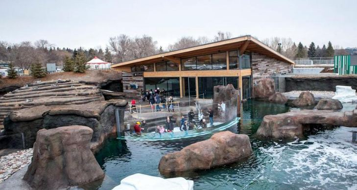 Edmonton Valley Zoo, Most Popular Largest Zoos in Canada 2018