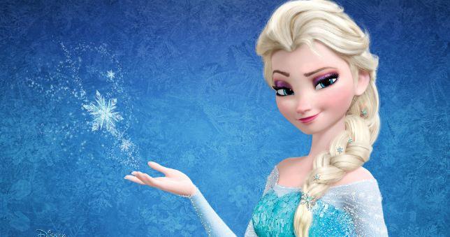 Elsa, Most Popular Hottest Disney Princesses 2017