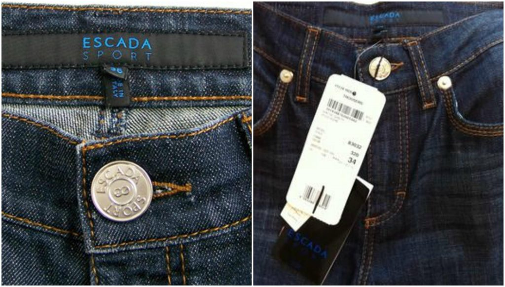 Escada, World's Most Expensive Jeans Brand 2018