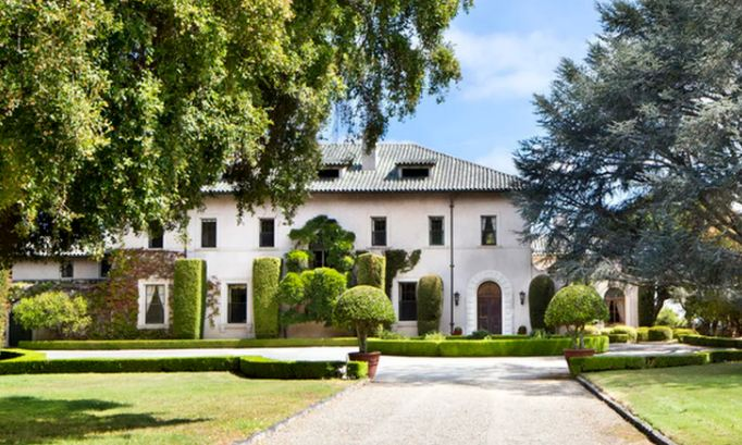 Estate and lands of de Guigne Top Most Expensive Houses in USA in the World 2017
