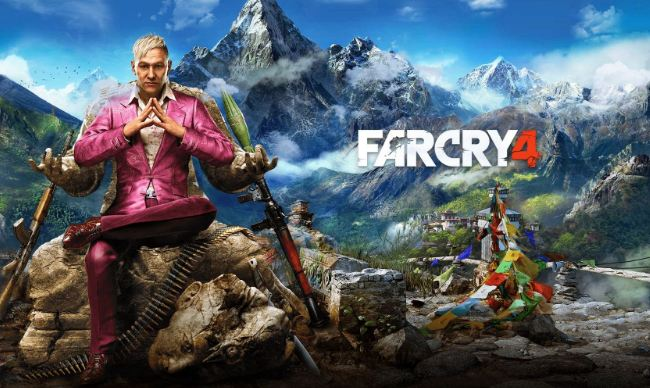 Far Cry 4 Most Popular Best Selling PS4 Games in The World 2018