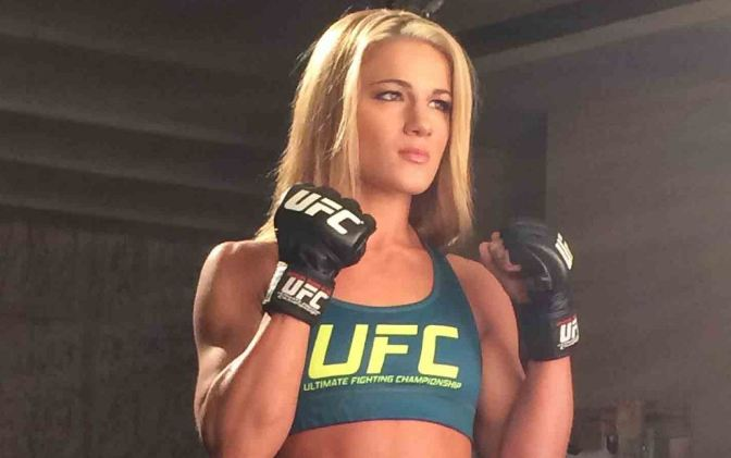 Felice Herrig Top Popular Sexiest UFC Female Fighters in The World 2017