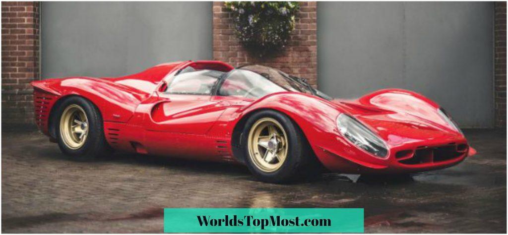 Ferrari 330 P4 fastest and most expensive Ferrari cars 2017-2018